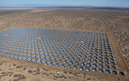 4MW Ground Mount - TXSPC has completed a 4MW array at White Sands Missle Range in New Mexico